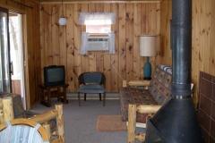 Cabin 1 Living Rm