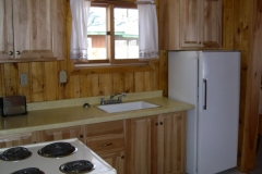 Cabin 2 Kitchen