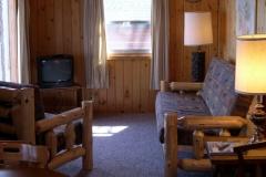 Cabin 2 Living Rm