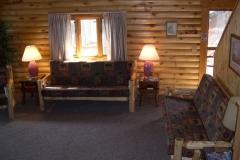 Cabin 3 Living Rm