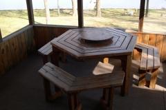 Cabin 5 Screened Porch