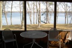 Cabin 7 Screened Porch