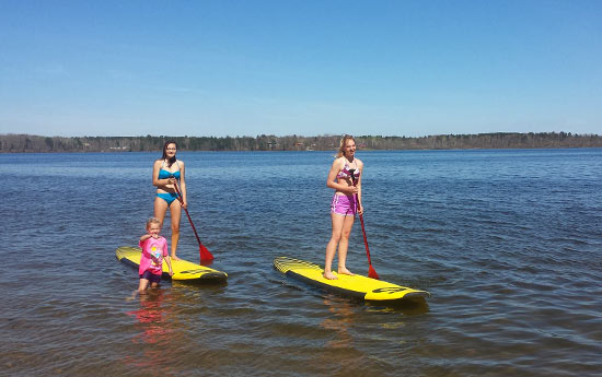 Finn N Feather Resort Bemidji Amp Cass Lake Cabins Mn Family Vacation